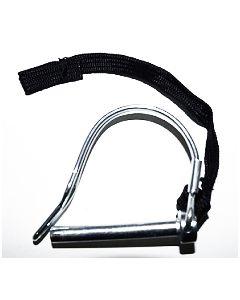 Goupille de sécurité 40 mm pour remorque