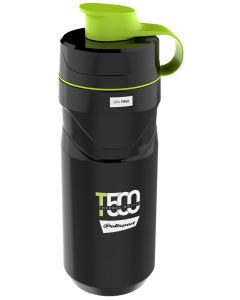 Bidon Thermal T500 noir/vert