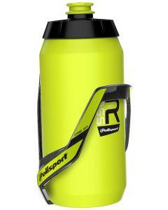 Bidon R550 avec support fluo