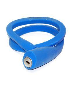 Antivol Memory bleu 12 x 600 mm avec clé