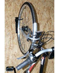 Porte vélo mural