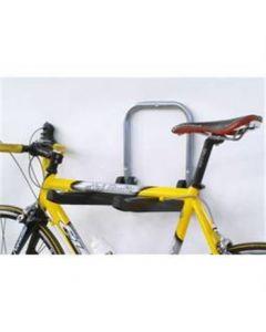 Porte vélo mural rabattable