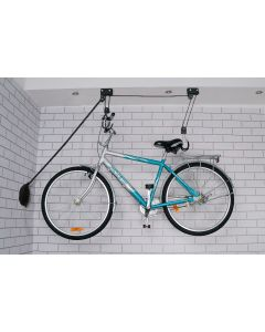 Support vélo plafond compatible e-bike