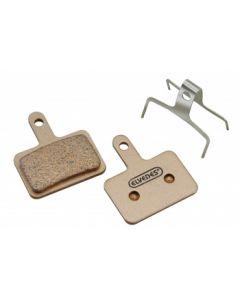 Patins de freins à disque frittés, 1 paire, pour Shimano BR-M375, M415-M495, M515, M525, M575, C501, C601,…