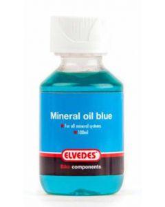 Huile minérale bleue pour tous les systèmes minéraux 100 ml