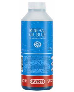 Huile minérale bleue pour tous les systèmes minéraux 250 ml