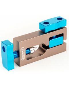 Presse pour pièces hydrauliques