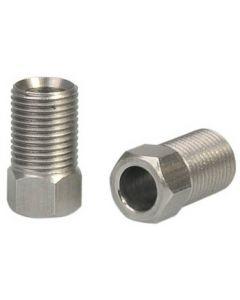 30 vis de compression hydrauliques en acier inoxydable M8 × 0,75