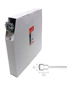Cables de frein inoxydables route (100 pcs)