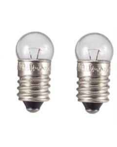 Ampoules arrières 6V 0.6W (2 pièces)