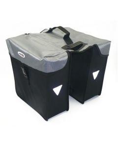 Sac double Box gris