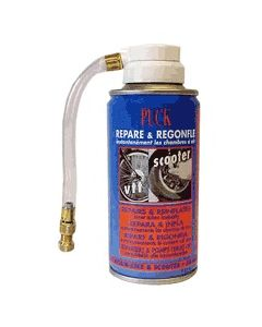 Spray de réparation pour chambre à air 150 ml