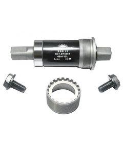 Boitier de pédalier 68/127 mm acier
