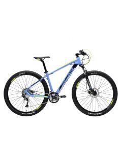Vélo MTB RX 29 M 27V bleu/jaune