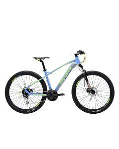 Vélo WING RS 27.5 S bleu/jaune