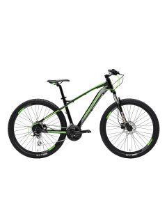 Vélo WING RS 27.5 S  noir/vert