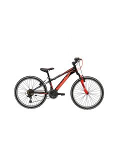 Vélo ROCK 24' ACC. 18V  noir/orange