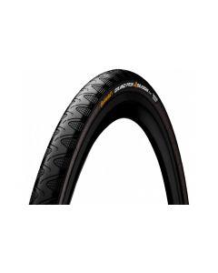 23-622 Grand Prix 4 Season noir/noir pliable  700 x 23C