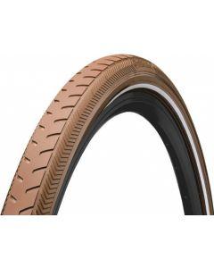 37-622 RIDE Classic brun/brun rigide réfléchissant  28 x 1 3/8 x 1 5/8