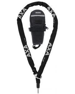 AXA chaîne plug-in RLC 140 avec sacoche de selle