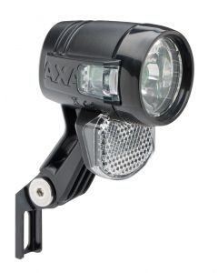 AXA éclairage avant Blueline 30-T avec capteur de luminosité pour dynamo