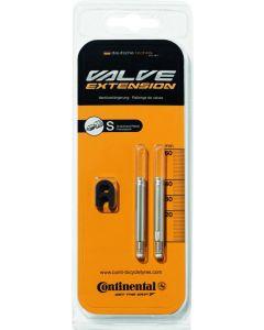 Continental extension de valve aluminium presta 40 mm (2 pcs)